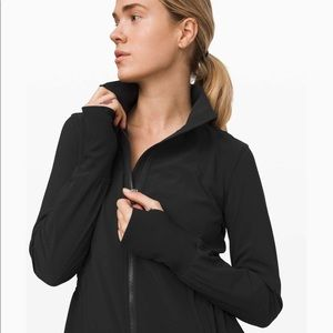 Lululemon Sights Seen Jacket - Black
